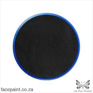 Snazaroo Face Paint Classic Black Paints