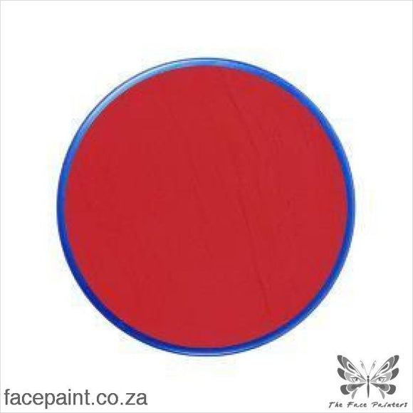 Snazaroo Face Paint Classic Bright Red Paints