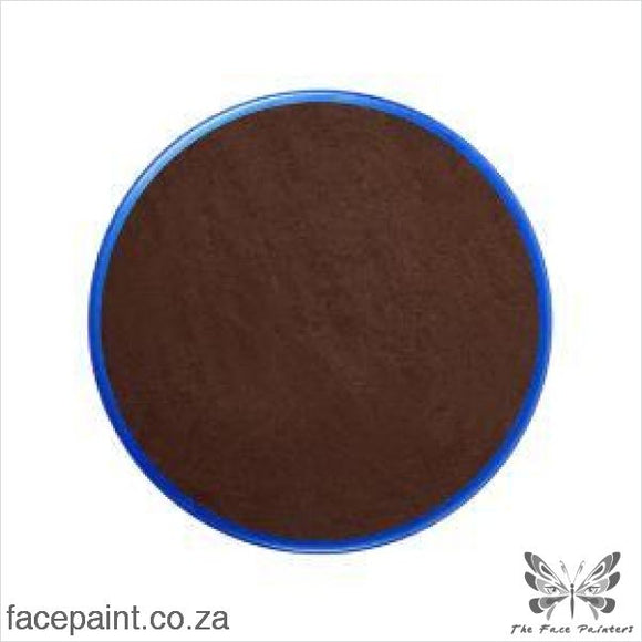 Snazaroo Face Paint Classic Dark Brown Paints