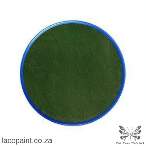 Snazaroo Face Paint Classic Dark Green Paints