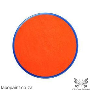 Snazaroo Face Paint Classic Dark Orange Paints
