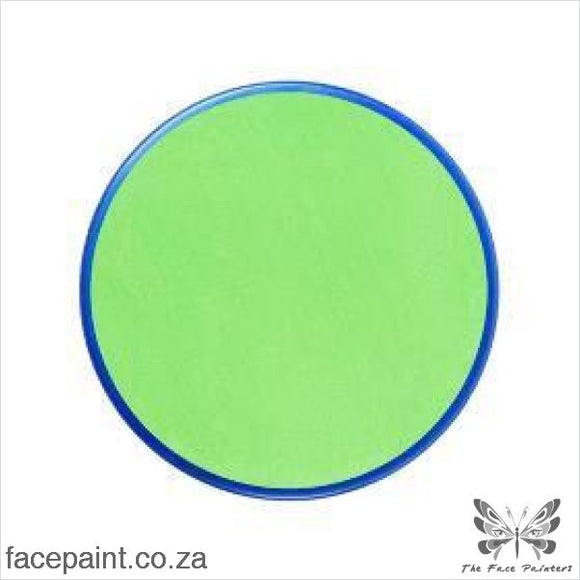 Snazaroo Face Paint Classic Lime Green Paints