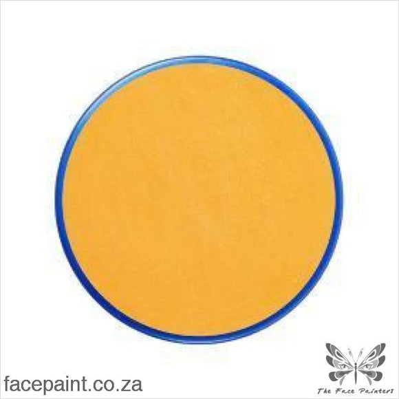 Snazaroo Face Paint Classic Ochre Yellow Paints