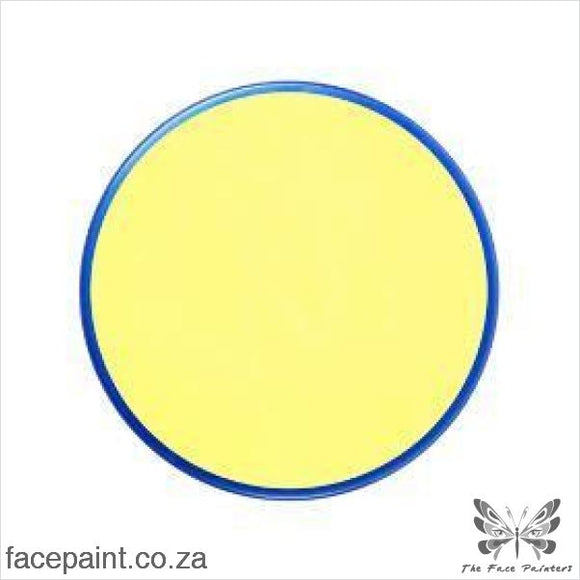 Snazaroo Face Paint Classic Pale Yellow Paints