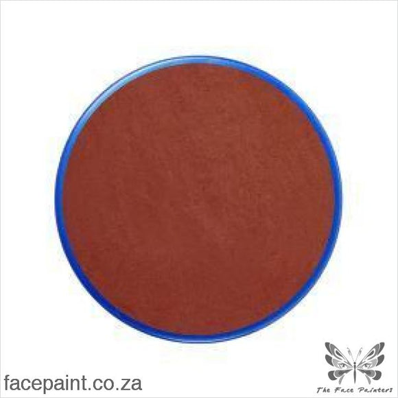Snazaroo Face Paint Classic Rust Brown Paints