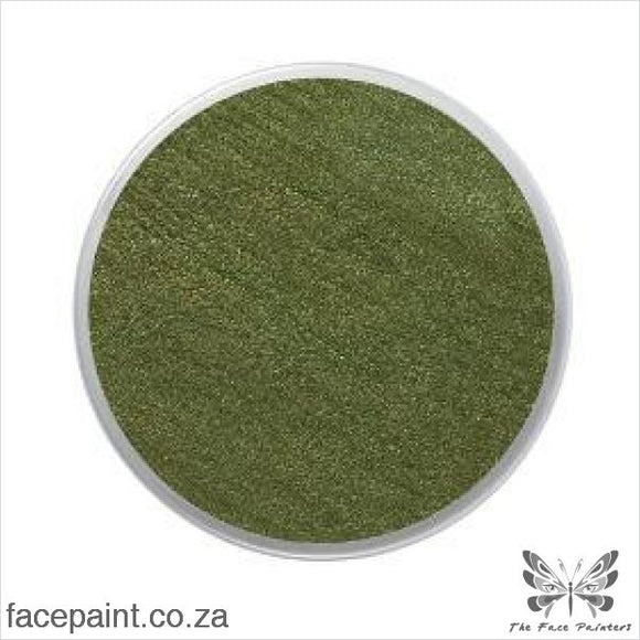 Snazaroo Face Paint Sparkle Green Paints