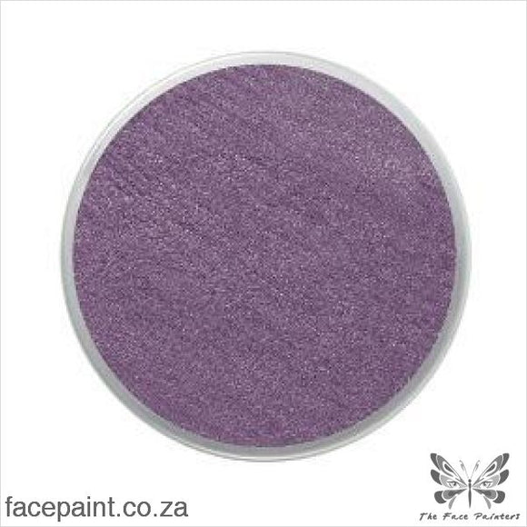 Snazaroo Face Paint Sparkle Lilac Paints
