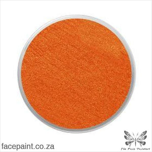 Snazaroo Face Paint Sparkle Orange Paints
