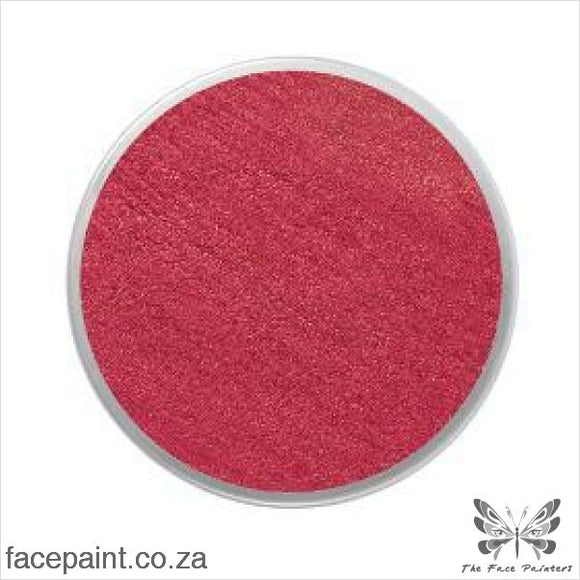 Snazaroo Face Paint Sparkle Red Paints