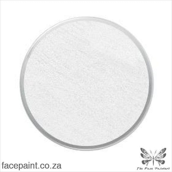 Snazaroo Face Paint Sparkle White Paints