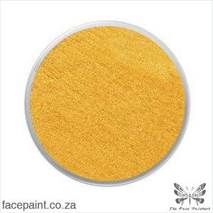 Snazaroo Face Paint Sparkle Yellow Paints