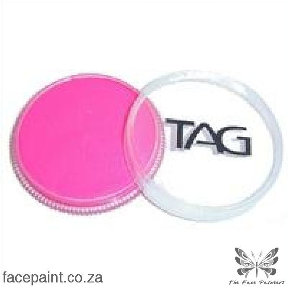 Tag Face Paint Neon Magenta Paints