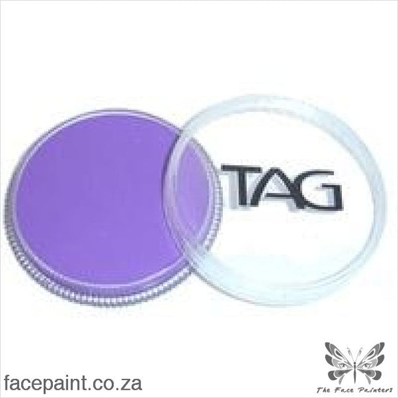 Tag Face Paint Neon Purple Paints