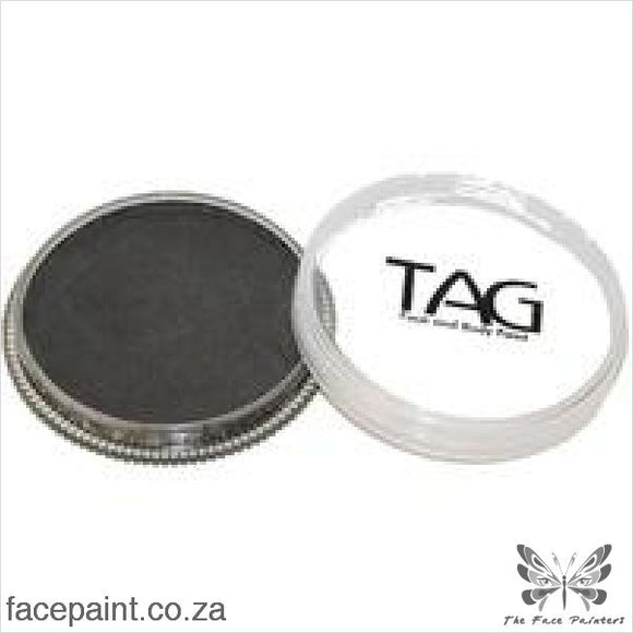 Tag Face Paint Pearl Black Paints