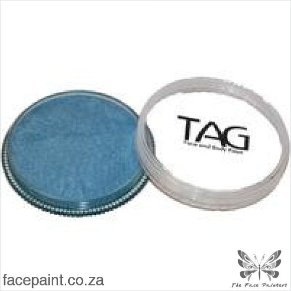 Tag Face Paint Pearl Blue Paints