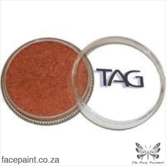 Tag Face Paint Pearl Copper Paints