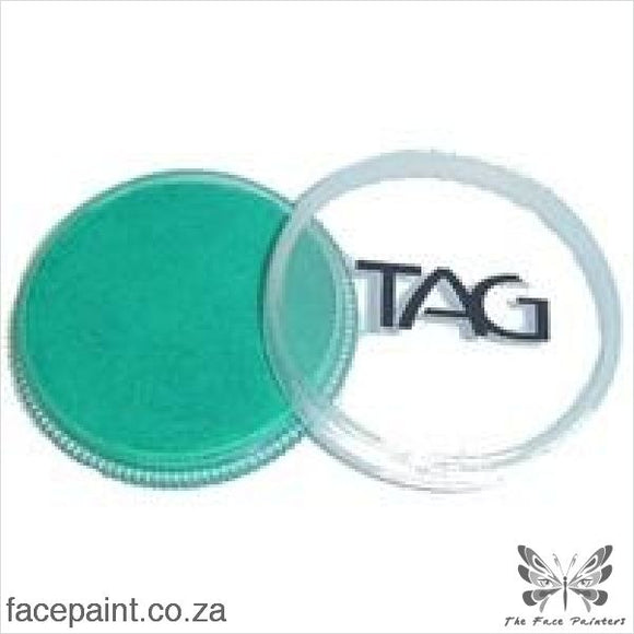 Tag Face Paint Pearl Green Paints