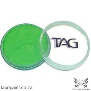 Tag Face Paint Pearl Lime Paints