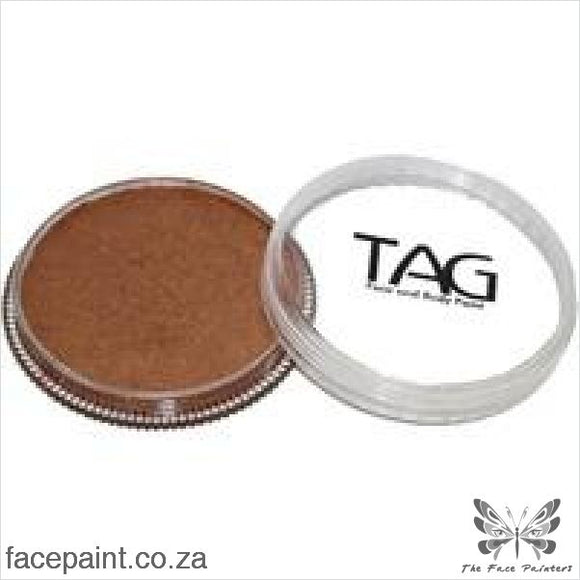 Tag Face Paint Pearl Old Gold Paints