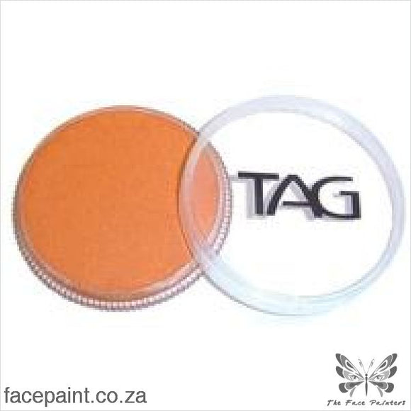 Tag Face Paint Pearl Orange Paints