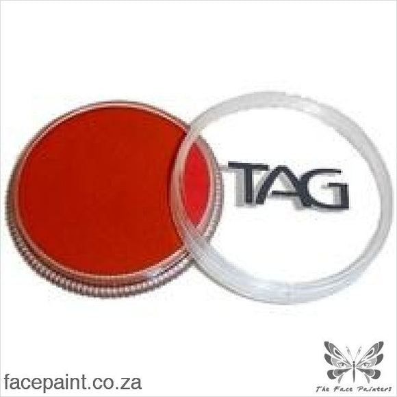 Tag Face Paint Pearl Red Paints