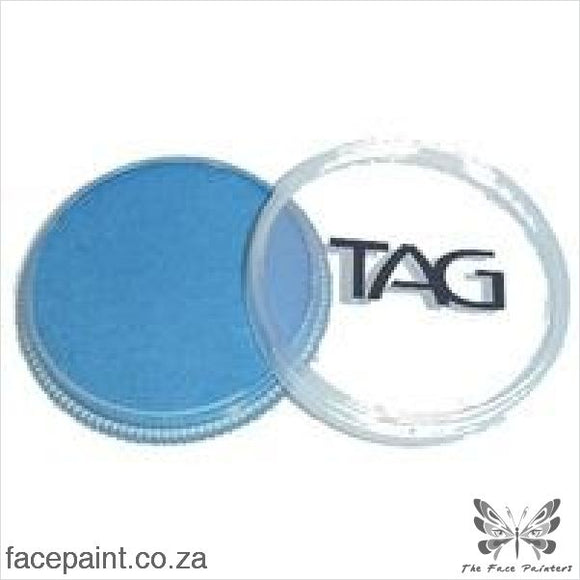 Tag Face Paint Pearl Sky Blue Paints