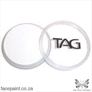 Tag Face Paint Pearl White Paints