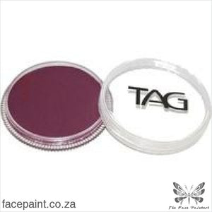 Tag Face Paint Pearl Wine Paints