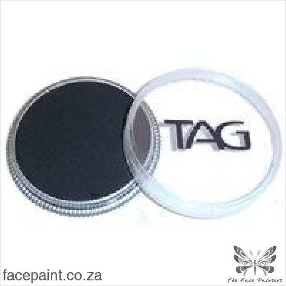 Tag Face Paint Regular Black Paints
