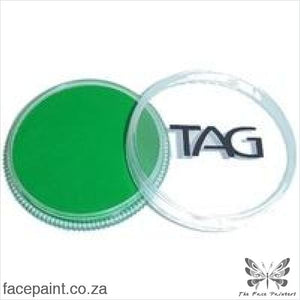 Tag Face Paint Regular Green Paints