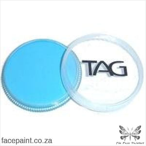Tag Face Paint Regular Light Blue Paints