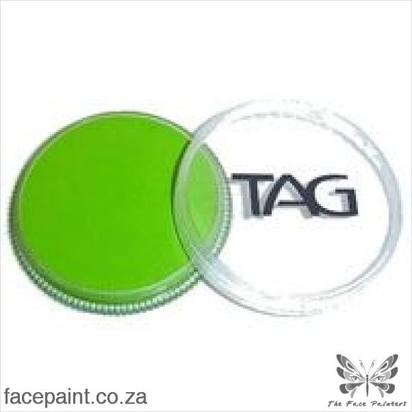 Tag Face Paint Regular Light Green Paints