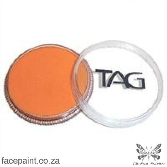 Tag Face Paint Regular Orange Paints