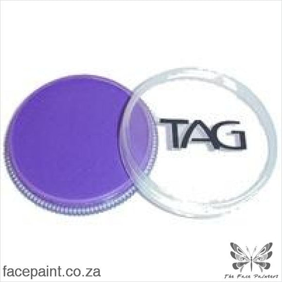 Tag Face Paint Regular Purple Paints