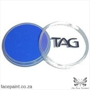 Tag Face Paint Regular Royal Blue Paints