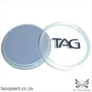Tag Face Paint Regular Soft Grey Paints