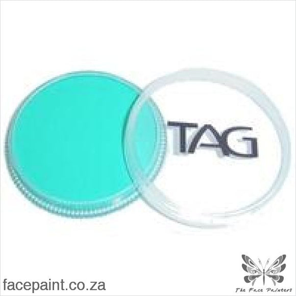 Tag Face Paint Regular Teal Paints