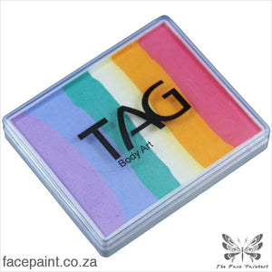 Tag Face Paint Split Cake Base Blender Fairy Floss Paints
