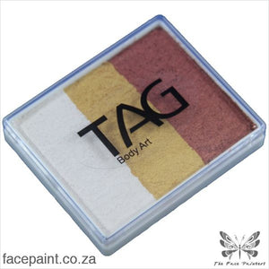 Tag Face Paint Split Cake Base Blender Foxy Paints