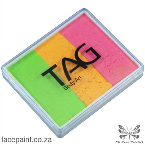 Tag Face Paint Split Cake Base Blender Gelati Paints