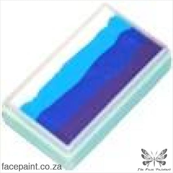 Tag Face Paint Split Cake One-Stroke Dolphin Paints