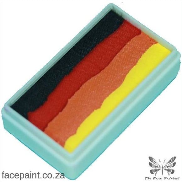 Tag Face Paint Split Cake One-Stroke Dragon Paints