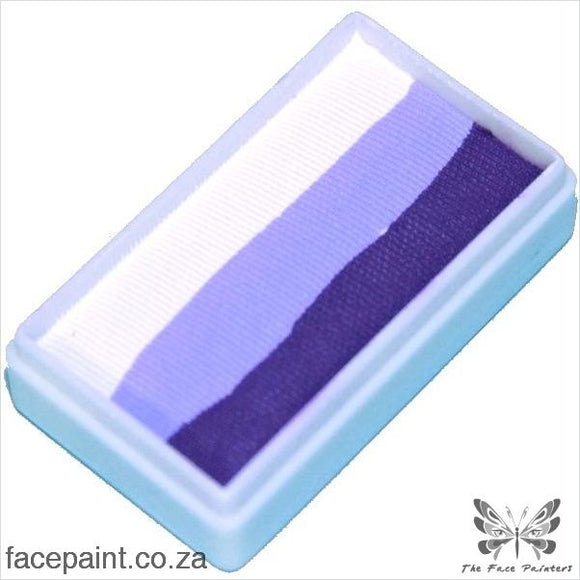Tag Face Paint Split Cake One-Stroke Iris Paints