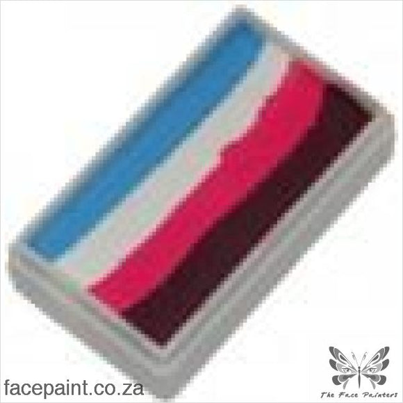 Tag Face Paint Split Cake One-Stroke Magnolia Pink Paints