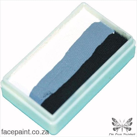 Tag Face Paint Split Cake One-Stroke Magpie Paints