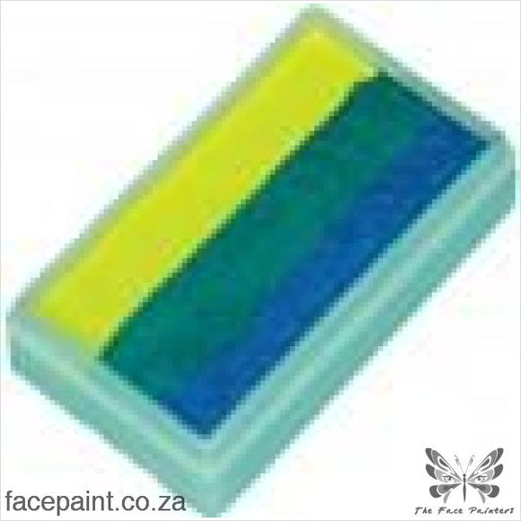Tag Face Paint Split Cake One-Stroke Opal Paints