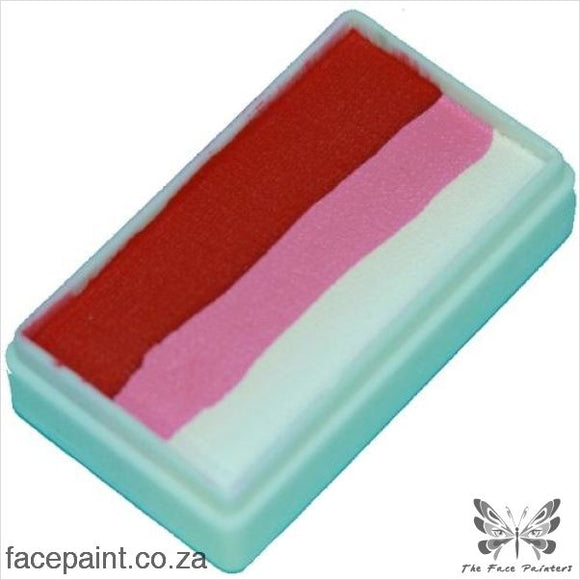 Tag Face Paint Split Cake One-Stroke Rose Paints