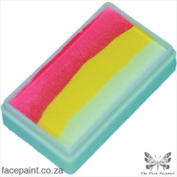 Tag Face Paint Split Cake One-Stroke Tropical Paints