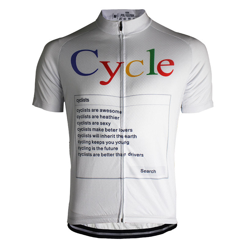 Cycle Search Cycling Jersey