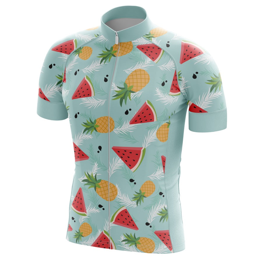 Hawaiian Jersey - Fruit Cocktail Cycling Jersey